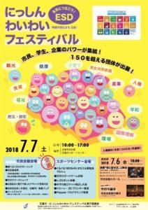 にっしんわいわいフェスティバル(2018年7月7日)